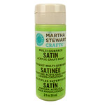Martha Stewart Crafts - Paint - Satin Finish - Scallion - 2 Ounces