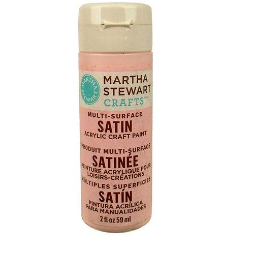 Martha Stewart Crafts - Paint - Satin Finish - Piglet - 2 Ounces