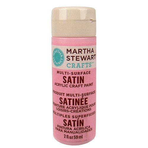 Martha Stewart Crafts - Paint - Satin Finish - Poodle Skirt - 2 Ounces