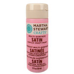 Martha Stewart Crafts - Paint - Satin Finish - Poodle Skirt - 2 Ounces