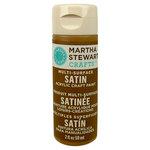 Martha Stewart Crafts - Paint - Satin Finish - Sycamore Bark - 2 Ounces
