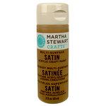 Martha Stewart Crafts - Paint - Satin Finish - Acorn - 2 Ounces