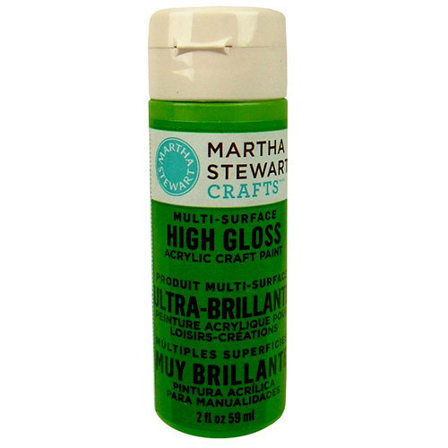 Martha Stewart Crafts - Paint - High Gloss Finish - Scottish Highland - 2 Ounces
