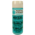 Martha Stewart Crafts - Paint - High Gloss Finish - Surf - 2 Ounces