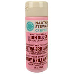 Martha Stewart Crafts - Paint - High Gloss Finish - Poodle Skirt - 2 Ounces