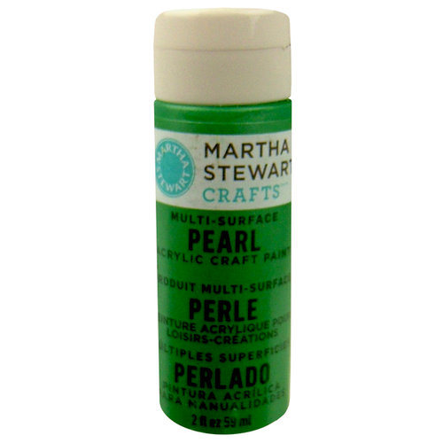 Martha Stewart Crafts - Paint - Pearl Finish - Putting Green - 2 Ounces