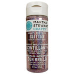 Martha Stewart Crafts - Paint - Glitter Finish - Kunzite - 2 Ounces