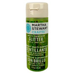 Martha Stewart Crafts - Paint - Glitter Finish - Golden Beryl - 2 Ounces