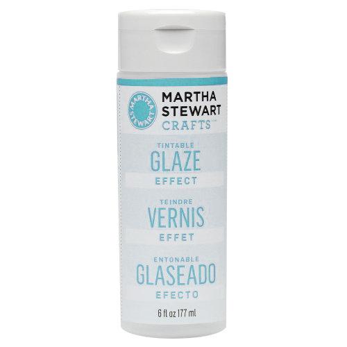Martha Stewart Crafts - Tintable Effect - Glaze - 6 Ounces