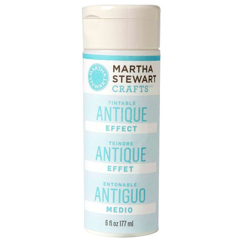 Martha Stewart Crafts - Tintable Effect - Antique - 6 Ounces