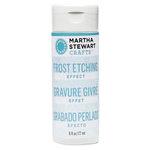 Martha Stewart Crafts - Paint Effect - Frost Etching - 6 Ounces