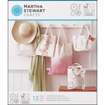Martha Stewart Crafts - Stencil - Medium - Eyelet Lace