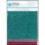 Martha Stewart Crafts - Glitter Transfer Sheets - Gemstone