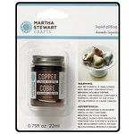 Martha Stewart Crafts - Paint - Liquid Gilding - Copper