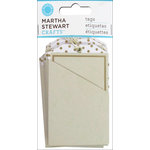 Martha Stewart Crafts - Tag Pockets with Foil Accents
