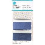 Martha Stewart Crafts - Linen Tape - Purples