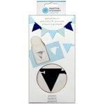 Martha Stewart Crafts - Garland Punch - Pennant