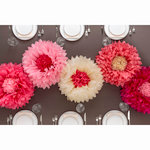 Martha Stewart Crafts - Pom Pom Kit - Chrysanthemum Flowers