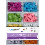 Multi Craft - Cup Sequins - Baby - 7mm