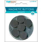 Multi Craft - Magnetic Buttons - 18mm