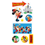 SandyLion - Disney Collection - Essentials Handmade Stickers - Mickey