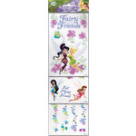 SandyLion - Disney Collection - Cardstock Stickers - Multi Pack - Fairies