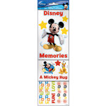 SandyLion - Disney Collection - Cardstock Stickers - Multi Pack - Mickey