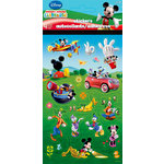 SandyLion - Disney Collection - Cardstock Stickers - Mickey and The Gang