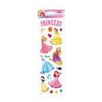 SandyLion - Disney Collection - Clear Stickers - Princess Dream