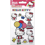 SandyLion - Hello Kitty Collection - Cardstock Stickers - Essentials