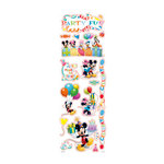 SandyLion - Disney Collection - Clear Stickers - Mickey Party