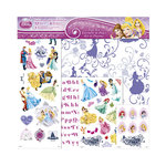 SandyLion - Disney Collection - 12 x 12 Page Kit - Princess
