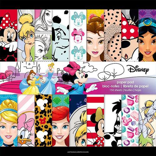 SandyLion - Disney Collection - Girl - Mega Paper Pad