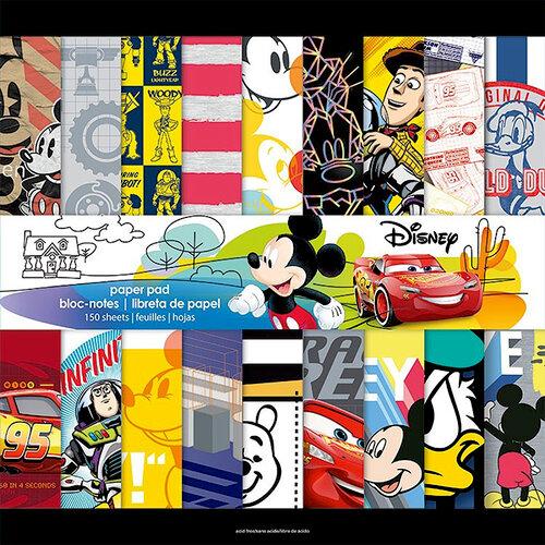 SandyLion - Disney Collection - Boy - Mega Paper Pad