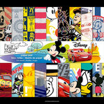 SandyLion - Disney Collection - Boy - Mega Paper Pad