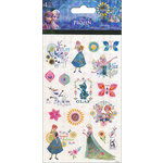 SandyLion - Disney Collection - Cardstock Stickers - Frozen - Fever