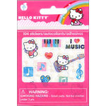 SandyLion - Hello Kitty Collection - Cardstock Stickers - Bitty Bits