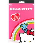 SandyLion - Hello Kitty Collection - Cardstock Stickers - Pad - 4 Sheets