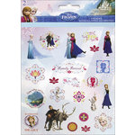 SandyLion - Disney Collection - Cardstock Stickers - Foldover - Frozen