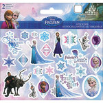 SandyLion - Disney Collection - Cardstock Stickers - Mini - Foldover - Frozen