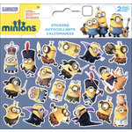 SandyLion - Universal Collection - Cardstock Stickers - Mini - Foldover - Minions