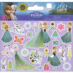 SandyLion - Disney Collection - Cardstock Stickers - Mini - Foldover - Frozen - Fever