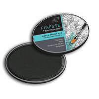 Crafter's Companion - Spectrum Noir - Finesse Water Proof Ink Pad - Flagstone