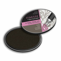 Crafter's Companion - Spectrum Noir - Finesse Alcohol Proof Ink Pad - Pebble