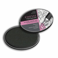 Crafter's Companion - Spectrum Noir - Finesse Alcohol Proof Ink Pad - Flagstone