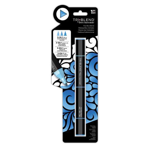 Crafter's Companion - Spectrum Noir - TriBlend Markers - True Blue