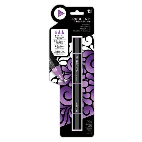 Crafter's Companion - Spectrum Noir - TriBlend Markers - Purple