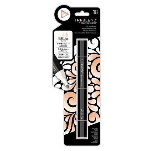 Crafter's Companion - Spectrum Noir - TriBlend Markers - Fair Skin