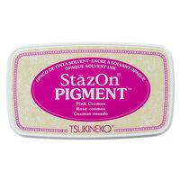 Tsukineko - StazOn - Pigment Ink Pad - Pink Cosmos