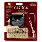 Walnut Hollow - Clock Making Kit - 3/8 Inch - Value Pack